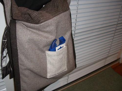 Bag pockets