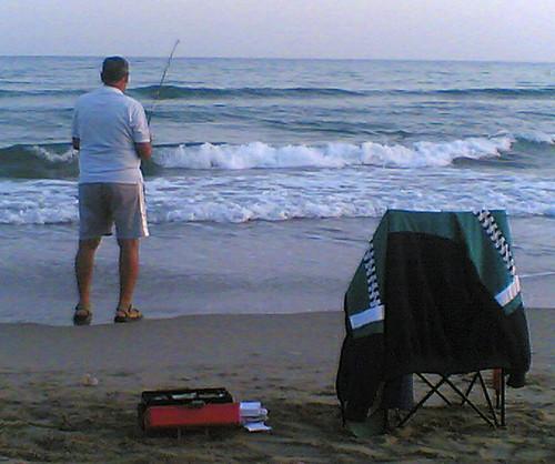 pescador de toda la vida