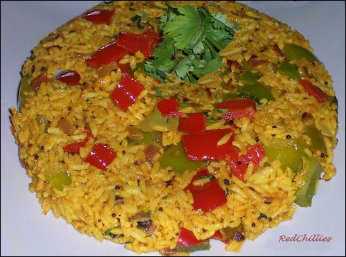 Capscium Rice