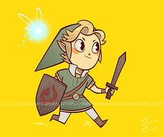Hyrule's Hero