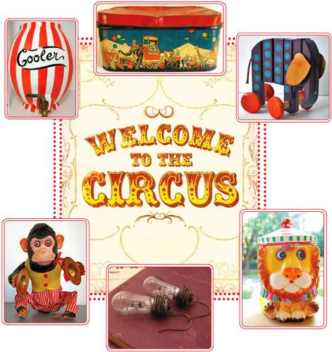 Etsy Circus
