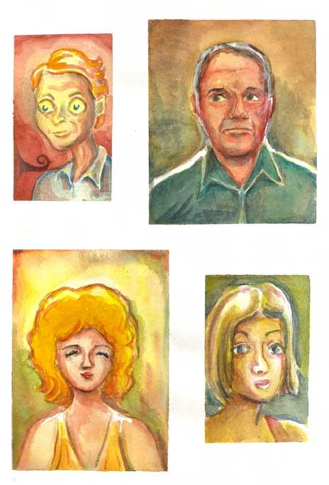 wcolour-portraits