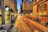 Cross town traffic on 42nd (Tony Shi Photos) Tags: new york city nyc ny newyork station st photo traffic manhattan central rail grand midtown hdr 42nd nuevayork 纽约 紐約 نيويورك nikond700 ньюйорк 뉴욕주 tonyshi ניויאָרק