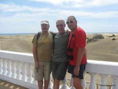 Maspalomas Dunes (wwilliamm) Tags: beach grancanaria naked nude spain dunes naturism kris nudist naturist dirk fkk 2010 nudism fons maspalomas nudebeach playadelingles