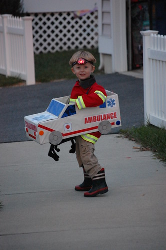 Ambulance Costume