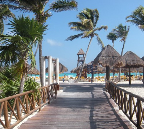 iberostar paraiso maya. Iberostar Paraiso Maya beach