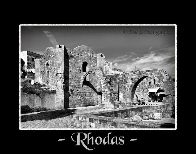 Ruinas de Rhodas