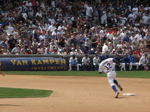 Soriano Rounding Second