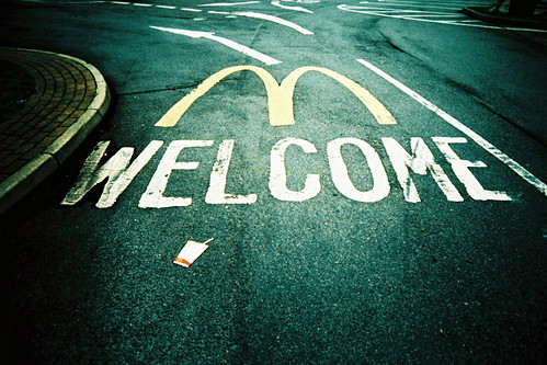 xpro Mcdonalds Welcome by slimmer_jimmer.