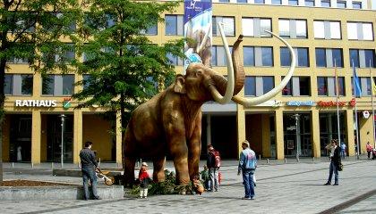 Giganten der Eiszeit in Berlin Hellersdorf