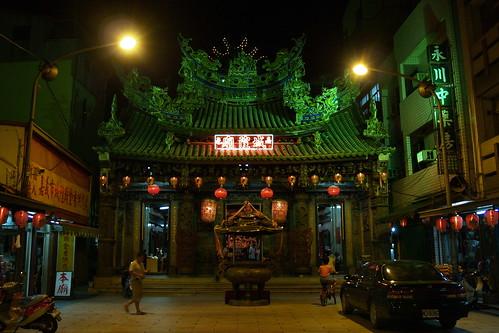 嘉義城隍廟(Chiayi City God Temple)
