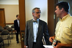 Congressman Blumenauer discussion