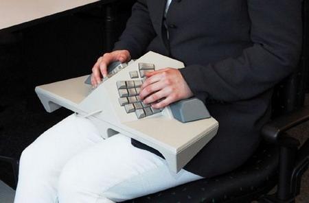 20 inusuales modelos de teclado