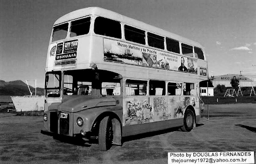 English Bus en Ushuaia