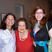 Bush Leaguers Art Opening: Lisa Wilson, Helen Thomas and Mikhaela Reid