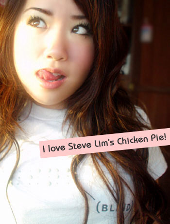 How to make Steven Lim's Chicken Pie | A L V I N O L O G Y