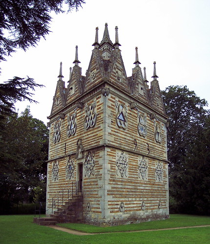 Rushton Triangular Lodge - 1 | Flickr - Photo Sharing!