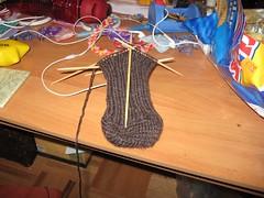 WIP - Viking Socks