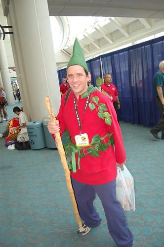 Comic Con 2007: Con Gnome
