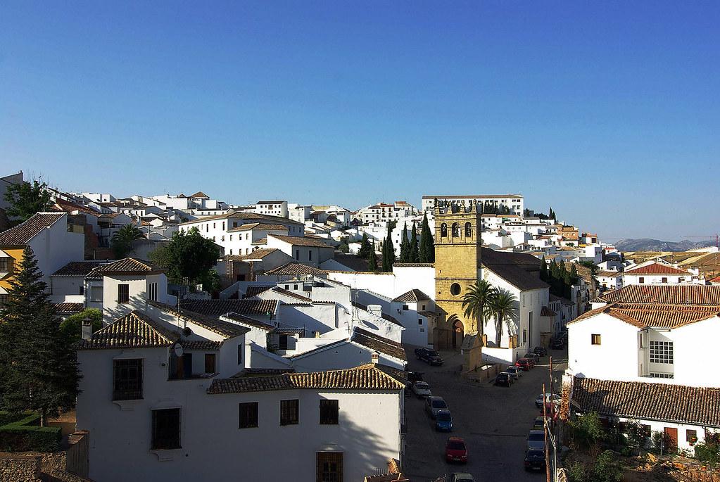 盛夏之南西班牙