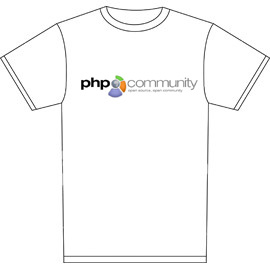 PHP Community T-shirt