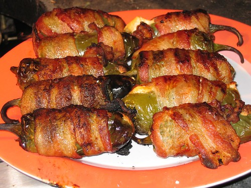 Armida Cooks!: Bacon-Wrapped Jalapeño Poppers