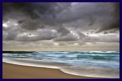Mona Vale Beach Sunrise (l plater) Tags: ocean longexposure sea seascape nature water sunrise landscape dawn coast rocks waves horizon sydney australia motionblur australianlandscape northernbeaches monavalebeach perfectsunsetssunrisesandskys lplater bonginbonginbay
