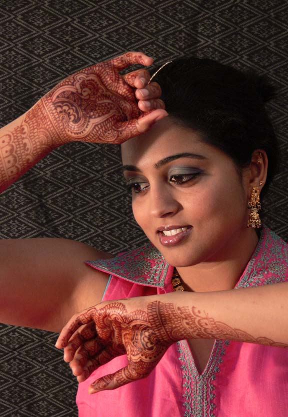 Bridal mehndi - Shalini height=833
