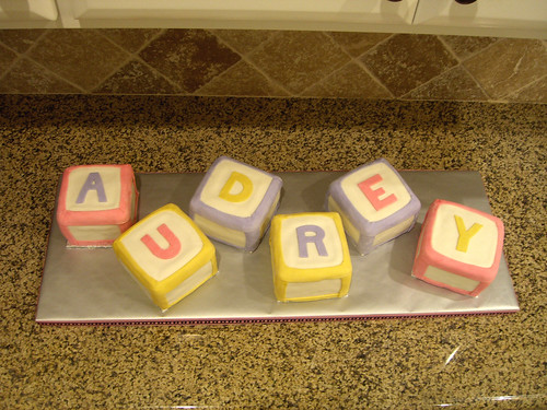 building blocks cake. Building block cakes spelling