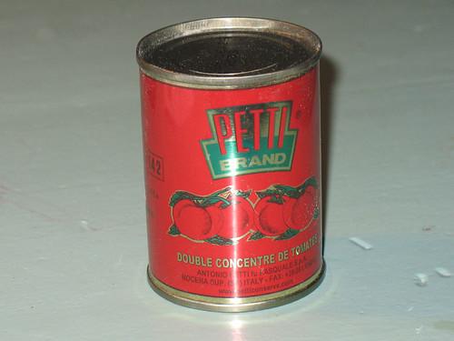 tomatpure dåse