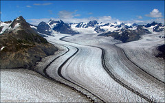 Columbia Glacier (kv3x) Tags: alaska canon landscape ak caravan columbiaglacier flightseeing princewilliamsound chugachmountains cessna208 powershottx1