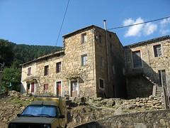 Le hameau de Chiusa en Cruzini: à la recherche d'une revitalisation?