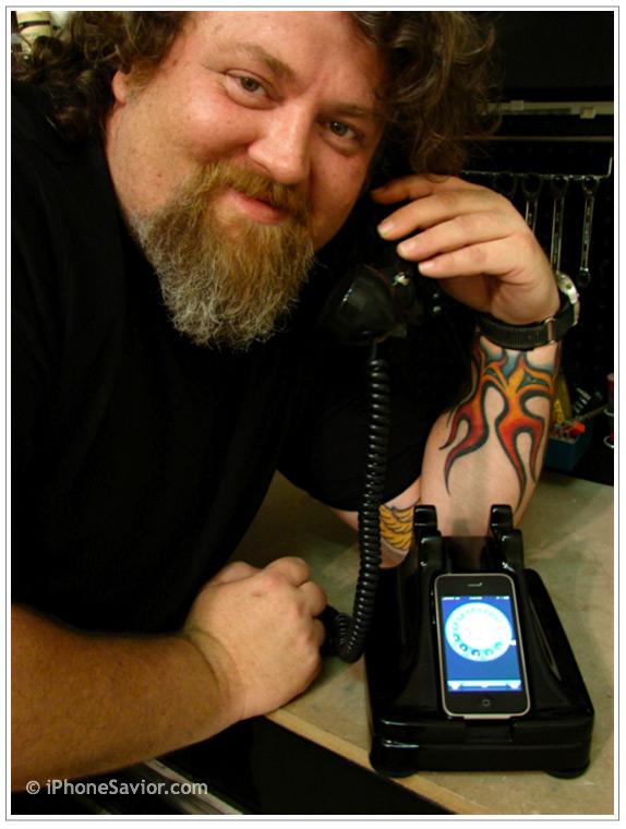 iRetrofone Creator - Scott Freeland