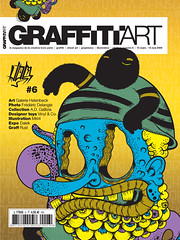 Graffiti Art Magazine / issue #06 (GRAFFITI ART magazine) Tags: streetart graffiti dalek koa rusl gallizia graffitiartmagazine mkt4 frdricdelangle