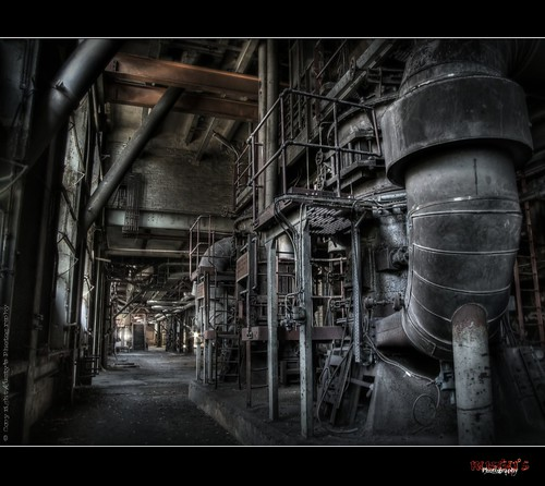 "UE Abandoned Power Station ""L"""