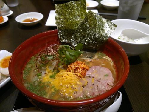 Keisuke Premium Tonkotsu Ramen