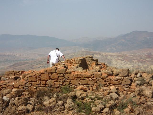 Posicion de Sidi Dris, en el Rif (Marruecos). Heroicamente defendida el jueves 2 de junio de 1921, durante el Desastre de Annual. Honor a los héroes15