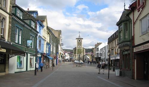 Downtown Keswick