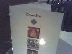 "Dinner at ""King and I"" Thai restaurant"