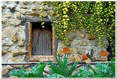 ventana rustica (R.Duran) Tags: nikon d200 18200mmf3556gvr park parque capricho madrid espaa spain espagne espanha europa europe supershot ltytr1