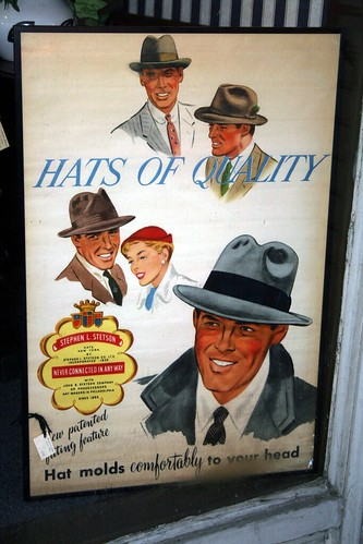 hats of quality