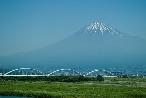 Fuji via N700系
