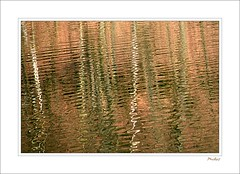 Abstraction 2 (capitphil) Tags: lake belgium belgique dam lac reflets barrage wallonie ourthe
