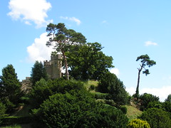Warwick Castle Mound