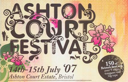 Ashton Court flyer