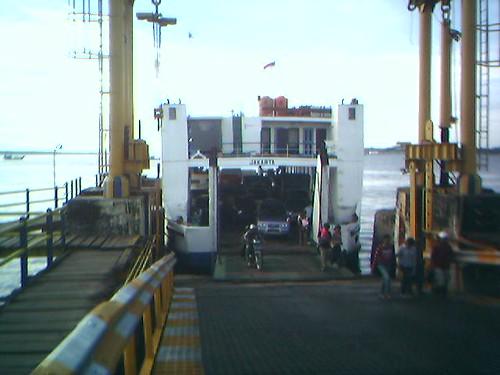 Ferry Balikpapan-Penajam