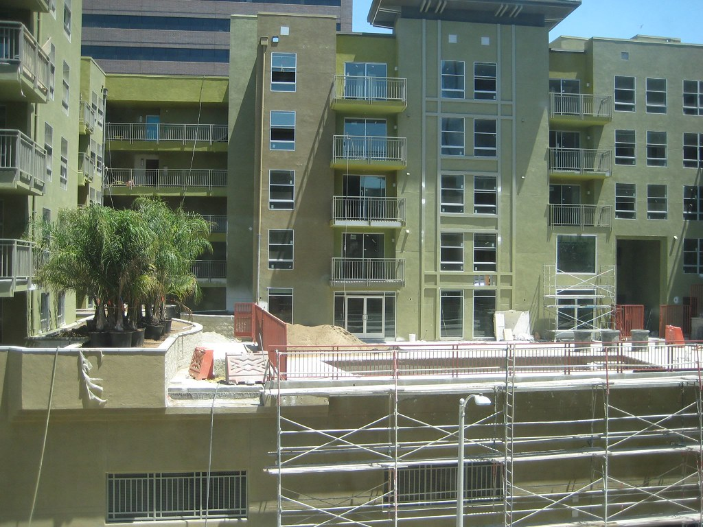Downtown LA Housing Construction A Complete Listing Page 72 SkyscraperPa