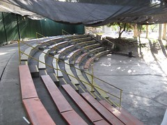 The old amphitheatre. (07/26/2007)