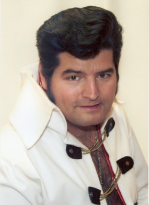 elvis look alike