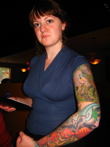 Arm tattoos for girls are ideal as not only do they look great,
